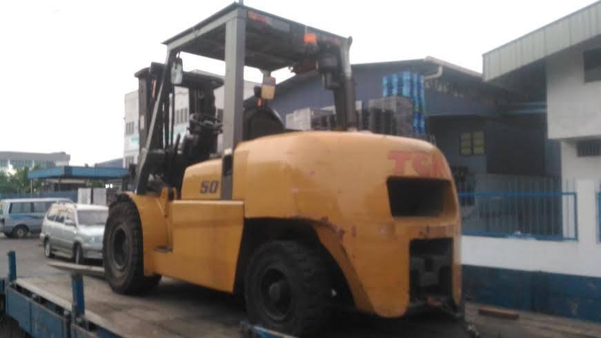 5 Ton Forklift – Varinno Agency Sdn Bhd